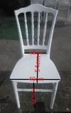 Chaise Napoleon blanche en polypropylene