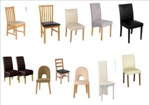 Lot de 100 chaises salle à manger