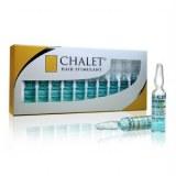 Chalet Stimulant cheveux - Ampoules