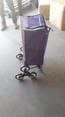 Chariot de marche 3 roues