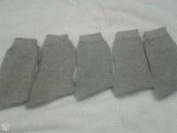 REVENDEUR Lot 400 paires CHAUSSETTE HOMME GRIS