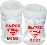 Chaussons bébé personnalisé
