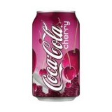 COCA-COLA CHERRY 33cl (UK)