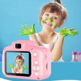SHOP-STORY - CHILDREN'S CAMERA PINK : Appareil Photo pour Enfants
