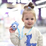 SHOP-STORY - CHILDREN'S CAMERA BLUE : Appareil Photo pour Enfants