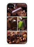Lot 50 coques personnalisée chocolat iphone 4 4S