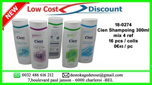 Cien shampoing 300ml