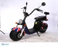 Scooter électrique 1000w 60v 12Ah XTREM MOTOSPORT