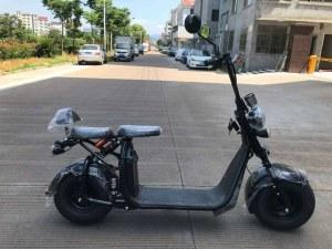 Citycoco 1500w 20AH scooter electrique expédition en gros de l'Europe entrepôt | Gofun...
