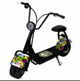 KIREST Fournisseur Mini Citycoco Scooter électrique City Coco Harley