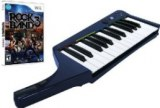 Clavier Pro + Jeu Rock Band3 Wii