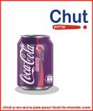 Coca-Cola cherry, 0.33 cl en gros