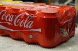 Boissons en canettes et bouteilles (Coca, Fanta, Oasis, Schweppes,...)