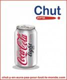 Coca Cola light 0,33 cl Vente en gros