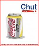 Coca-Cola Light Lemon, 0.33 cl en gros