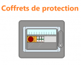 Coffrets de protection photovotaïque