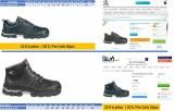 Chaussures de sécurité Travail - COFRA S1,S3 Aluminium, Cuir