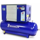 Compresseur insonorisé vis 10 CV (7,5 kW) MICHELIN