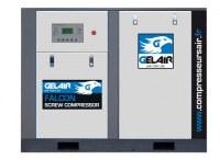 PROMO COMPRESSEURS A VIS GELAIR FALCON 45 kW LG-7.5/8 ou 10 BARS