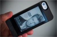 Exclusif : coque Iphone 5/5S avec écran intégré