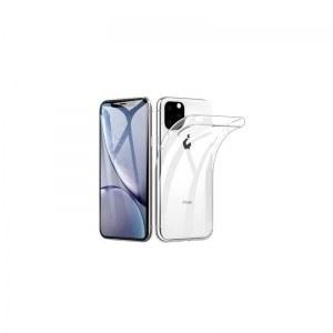 Coque silicone transparente iphone 11 pro max