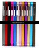 Lot Coques Aluminium Slim Galaxy Note 3