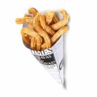 Cornet en papier pour le snacking et la vente-à-emporter