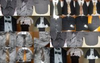 Lot de 19 costumes neufs