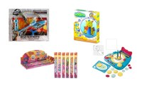 Lot de jouets - neufs avec emballage d'origine - 321 unités