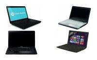 Lot d'ordinateur portable - Occasion fonctionnel - 8 unités