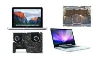 Lots de pièces et macbook pro - non testés - 42 unités