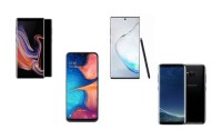 Lots de smartphones Samsung - non fonctionnels - 27 unités