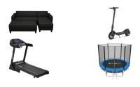 Lot de meuble, accessoire pour le jardin et autres - Retour client fonctionnel- 16 unités