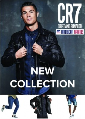 CRISTIANO RONALDO CR7 JEANS NOUVELLE COLLECTION 2018