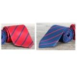 Cravate Zhou en Polyester - Objet publicitaire AVEC ou SANS logo - Cadeau client - Gift...