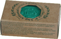Lot de savon d'Alep 100gr