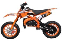 Mini moto cross enfant - Pocket Dirt 49cc