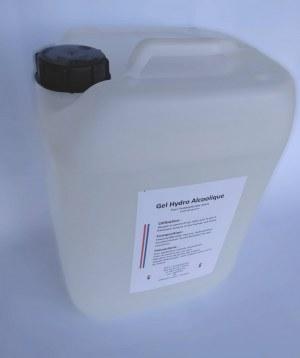 Gel Hydroalcoolique 10L