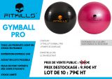 GYMBALL PRO FITKILLS™
