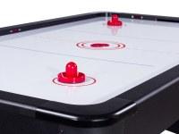 Table Air hockey noire