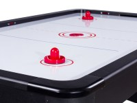 Table Air hockey noire