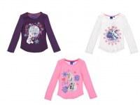Lot de 30 t-shirts manches longues Frozen La Reine des Neiges (4/5/8ans), articles sous...