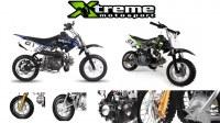 Dirt bike AGB 21 70cc Orion XTREMMOTOSPORT
