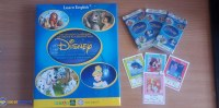 REVUES DISNEY LEARN ENGLISH + PANINIS !