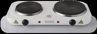 Royalty Line RL-DKP2500.15; Plaque chauffante 1000+1500W Blanc