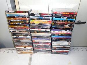 LOT 106 Dvd D25 Neuf sous blister Tous différents Revendeur