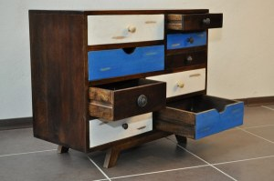 Commode a 9 tiroirs