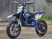 Dirt bike électrique Eco 36V Apollo 800W