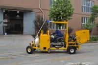 Petite Machine d'aplanissement de conduite thermoplastique de marquage au sol