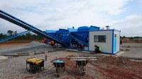 Concrete plant SUMAB K 60